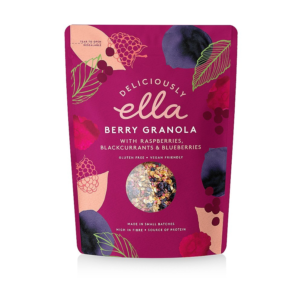 Deliciously Ella Berry Granola