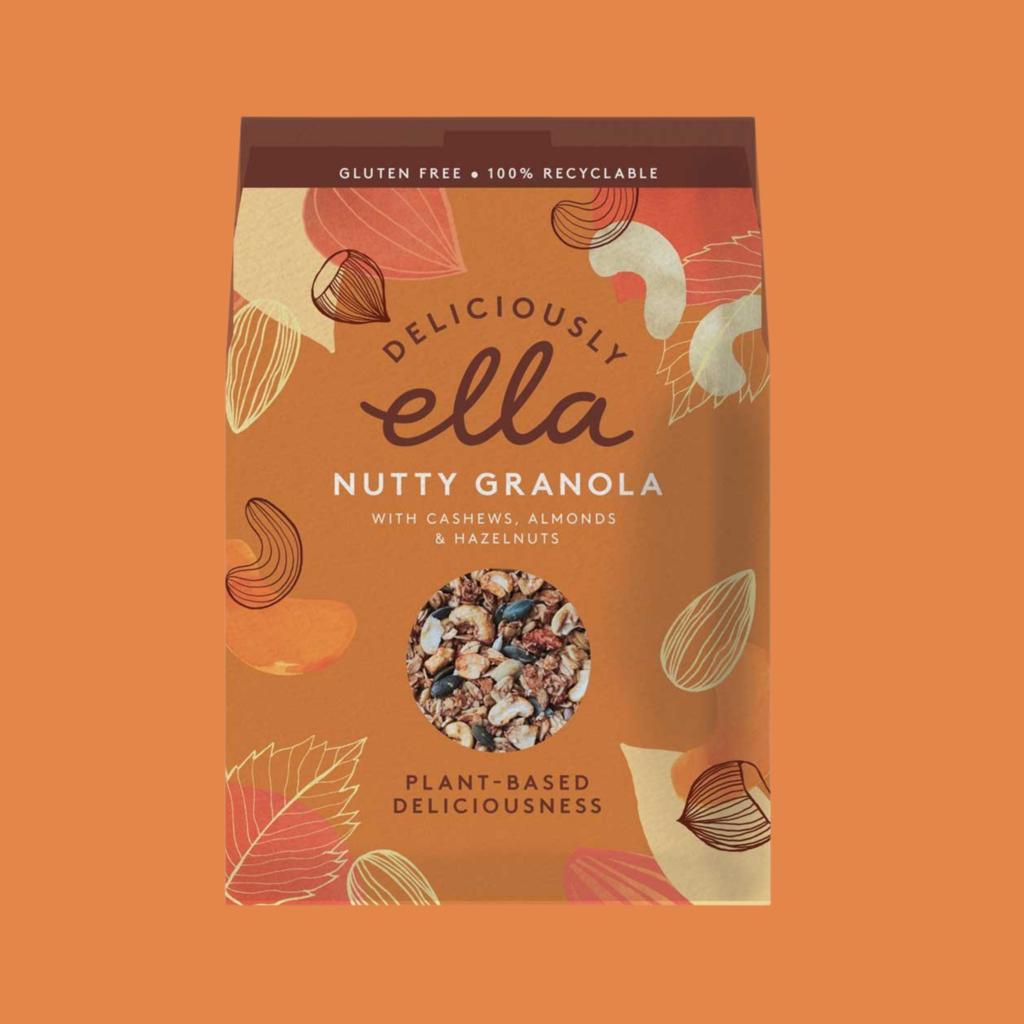 Deliciously Ella Nutty Granola